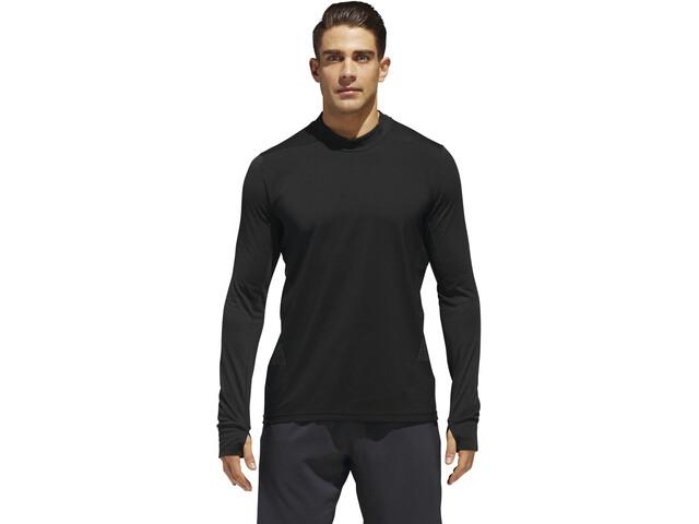 adidas Supernova Dark Knight - T-shirt manches longues running Homme - noir